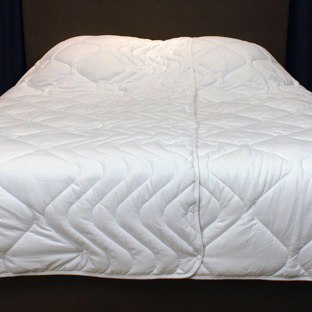 comment faire lit avec deux couettes