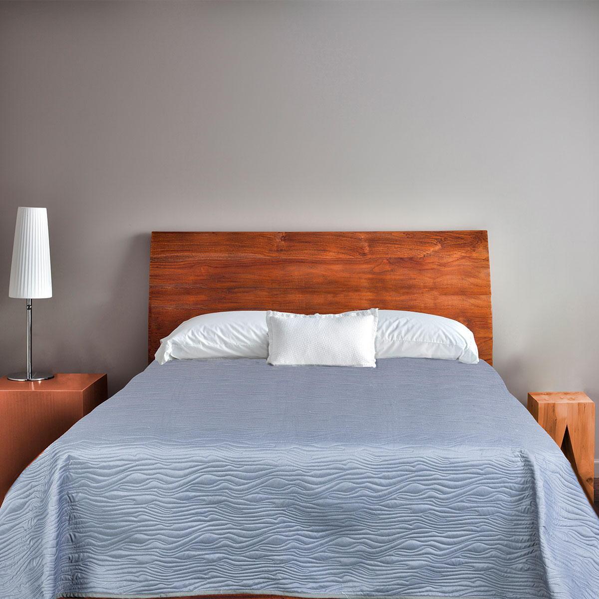 jet de lit paddle matelass standard textile. Black Bedroom Furniture Sets. Home Design Ideas