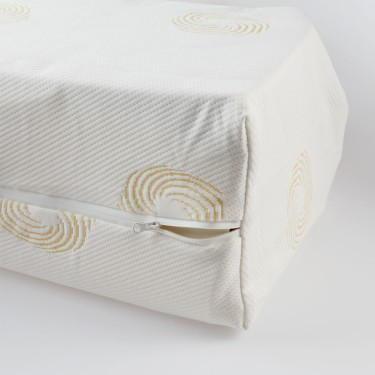 nos protections de literie pour oreillers et matelas standard textile. Black Bedroom Furniture Sets. Home Design Ideas