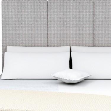 prot ge oreiller duvetine en molleton 100 coton standard textile. Black Bedroom Furniture Sets. Home Design Ideas