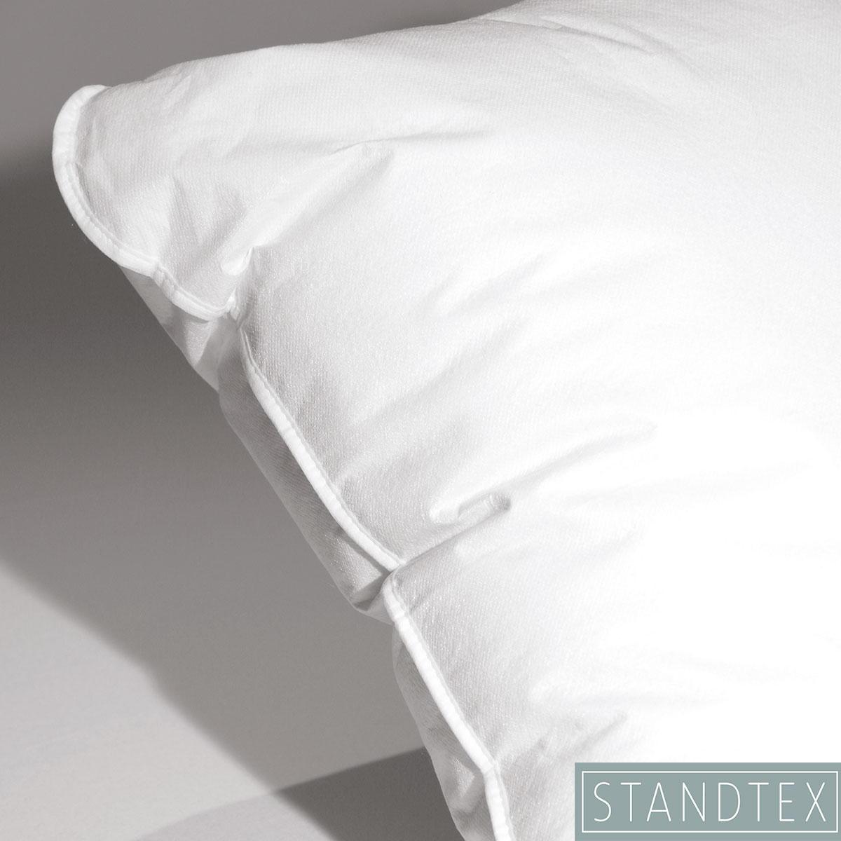 prot ge oreiller r nove avec glissi re standard textile. Black Bedroom Furniture Sets. Home Design Ideas