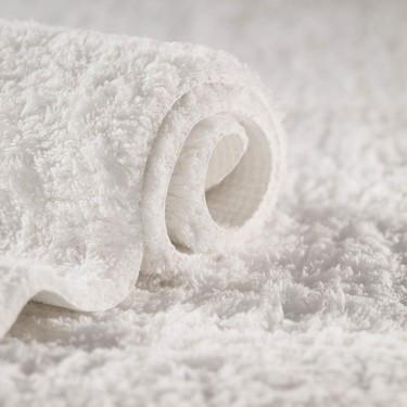 tapis de bain antid rapant blanc standard textile. Black Bedroom Furniture Sets. Home Design Ideas